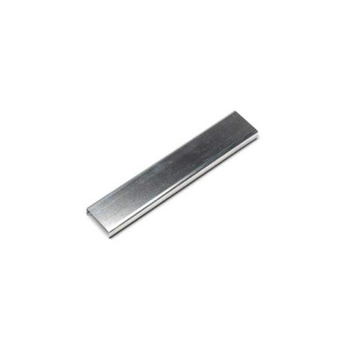 Closeup of Aluminum Shutter Capping.