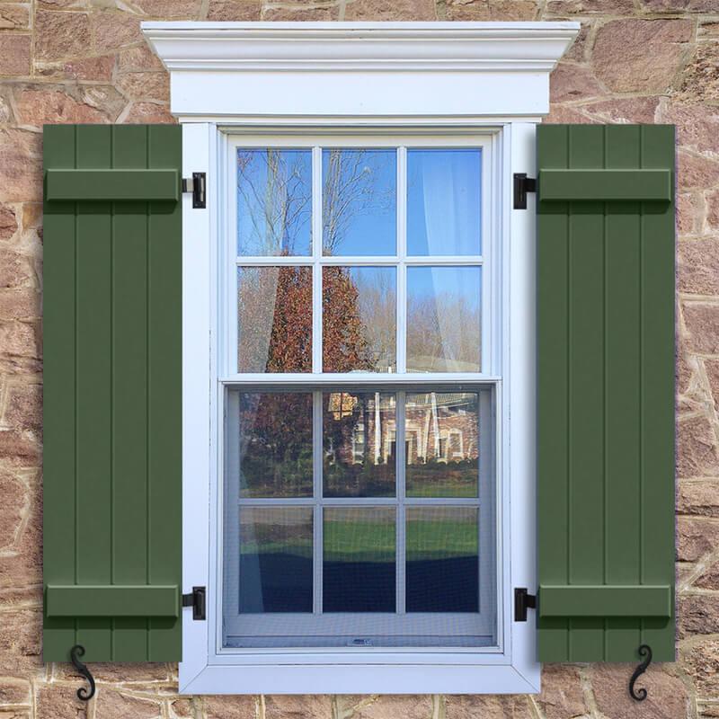 FUB Closed Board & Batten Shutter | Exterior Shutters | Timberlane Store