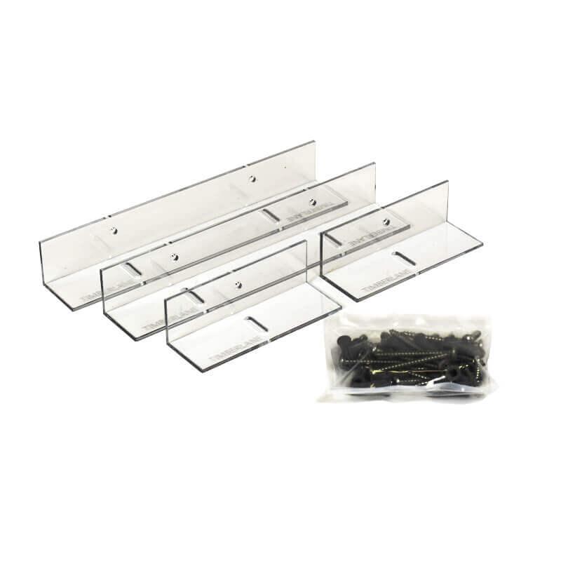 Fixed Mount Shutter Bracket Kit Exterior Shutter Hardware Timberlane Store