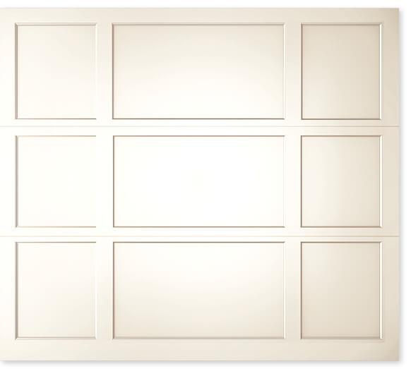 full image of Timberlane's 202 classic garage door style