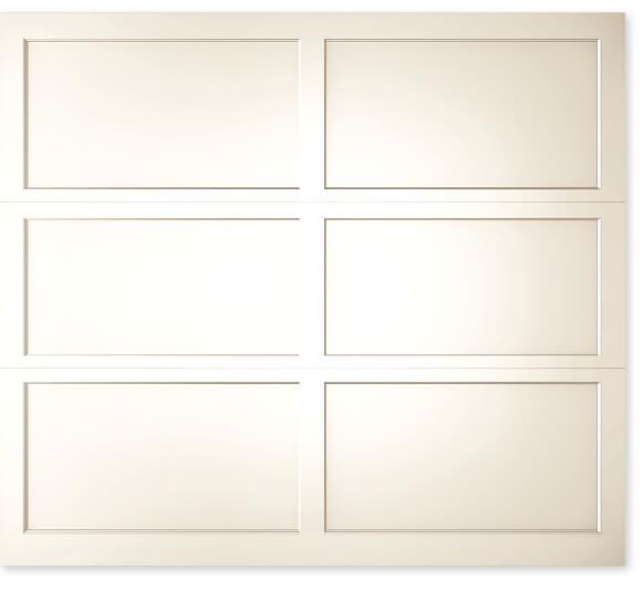 full image of Timberlane's 203 classic garage door style