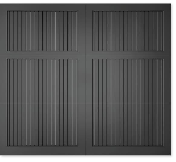 full image of Timberlane's 309 carriage garage door style