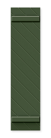 full image of Timberlane's BBCD closed board and batten shutter