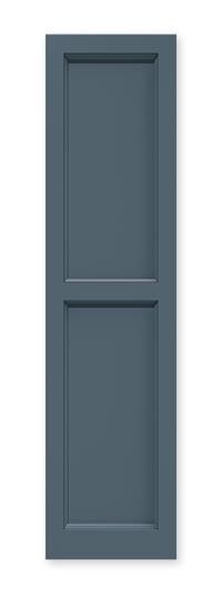 full image of Timberlane's CT4 flat panel shutter