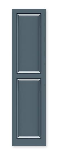 full image of Timberlane's FP1 flat panel shutter