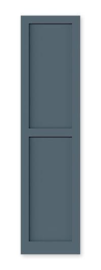 full image of Timberlane's FP3 flat panel shutter