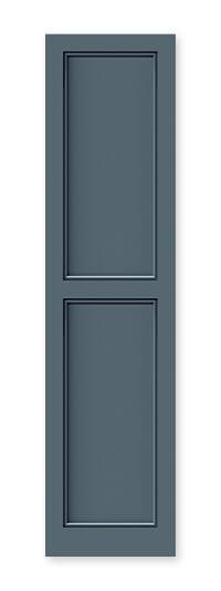 full image of Timberlane's FP4 flat panel shutter