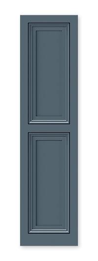 full image of Timberlane's FP6 flat panel shutter