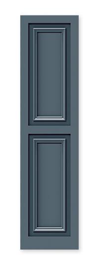 full image of Timberlane's FP7 flat panel shutter