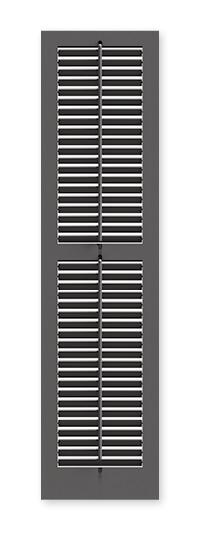 full image of Timberlane's WLO operable louver shutter