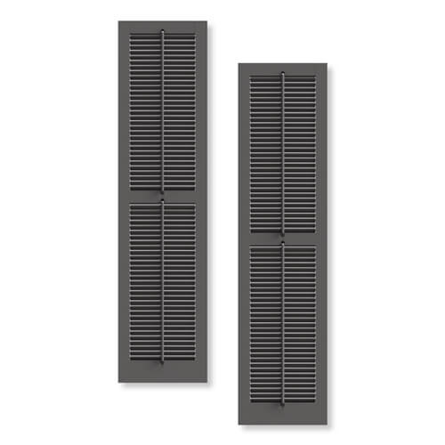 Timberlane offers shutters that can be customized to fit your homes unqiue style perfectly