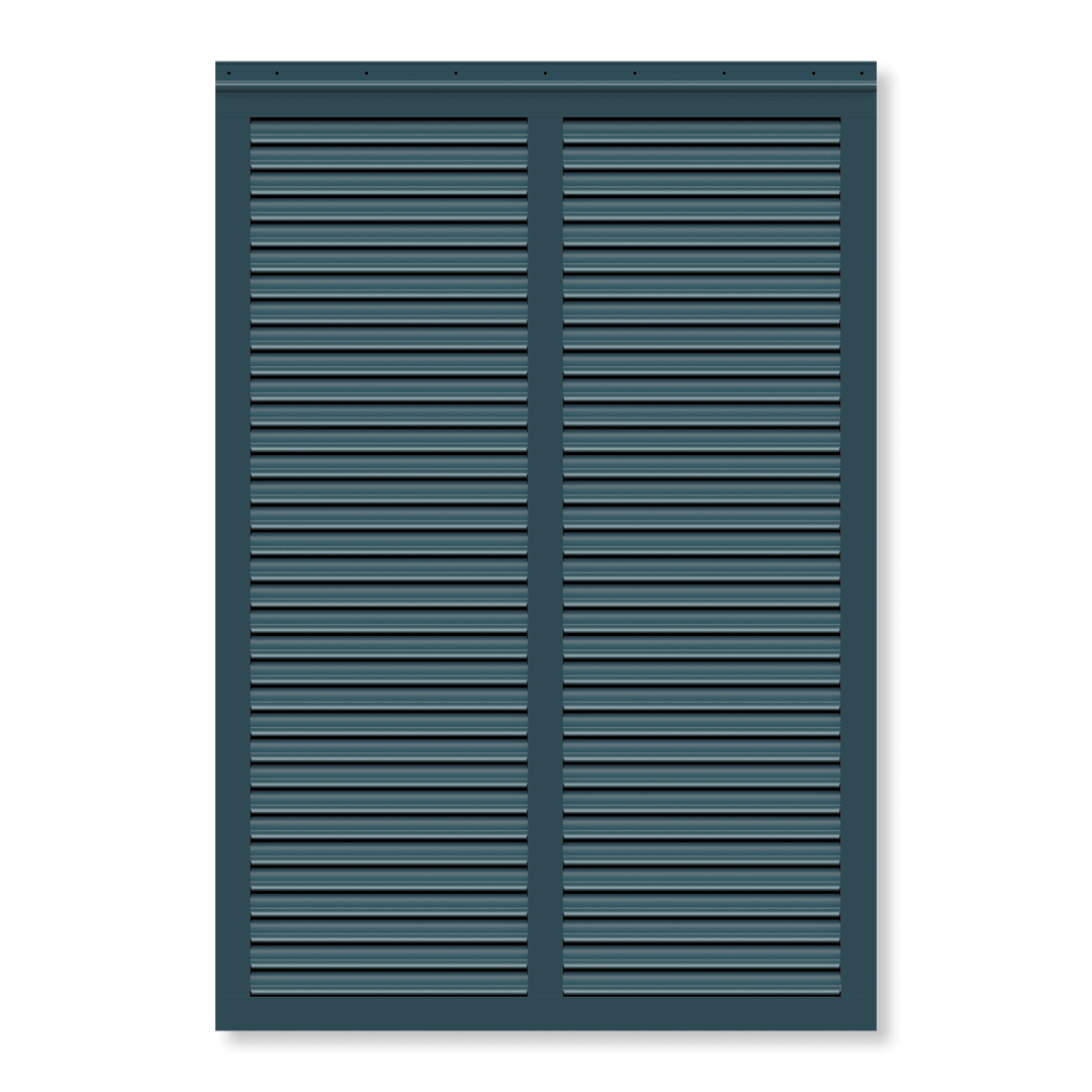 Timberlane's hurricane rated bahama shutters combine easy-breezy styling with the protection of a super-strong, aluminum material