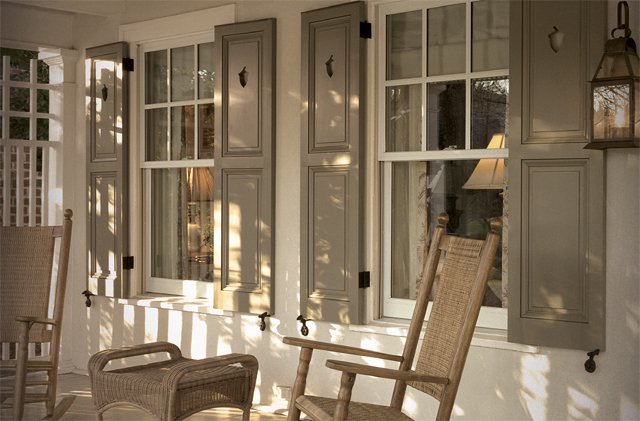 Personalize Your Shutters Personalize Your Home