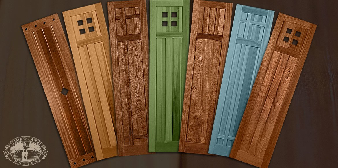 introducing mission style shutters timberlane