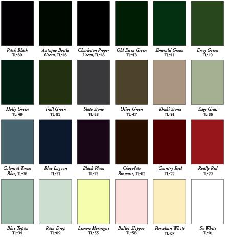 Fresh Shutter Finishes | Explore Shutter Colors & Finishes | Timberlane YI65