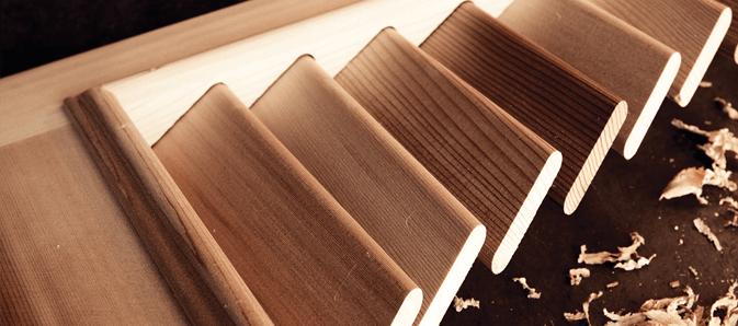 Exterior shutter materials