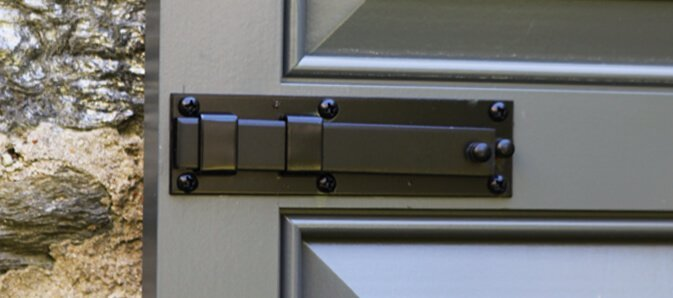 Exterior Shutter Hardware | Functionality and Beauty | Timberlane