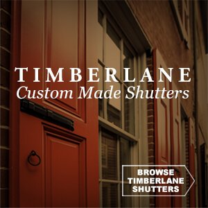 TIMBERLANE Custom Made Shutters