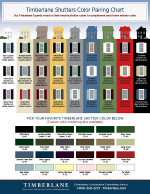 Timberlane-Color-Pairing-Chart-v01