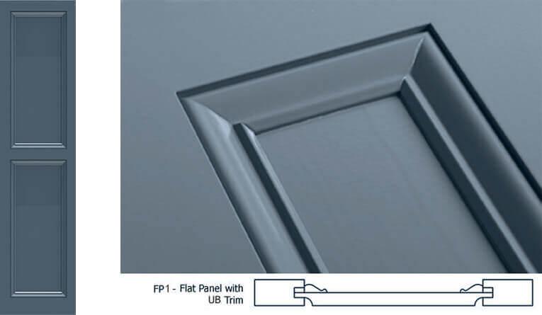 FP1 Panel Shutter