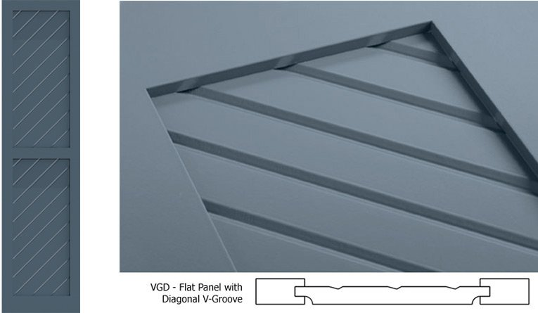 VGD Panel Shutter