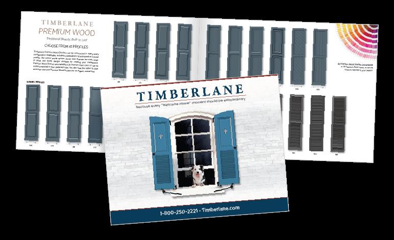 Timberlane catalog