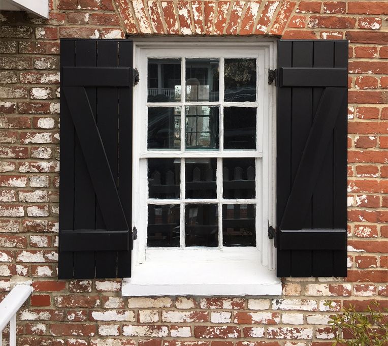 Shutters For Historic Homes Shutter Gallery Timberlane