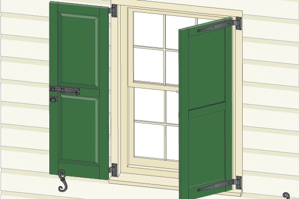 Shutter Installation Guides Resources Timberlane
