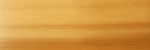 Durable fine hardwood consistent grain pattern profile