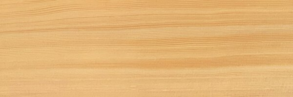 Attractive durable old growth softwood shutter material with clear vertical grain