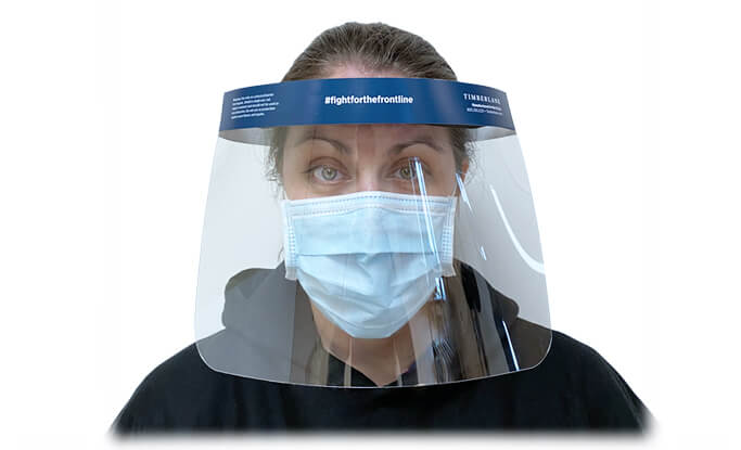 Timberlane Full-Length Face Shield