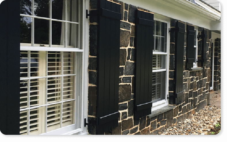 Timberlane leads the industry with high-quality exterior shutters and garage doors for homeowners and trade professionals