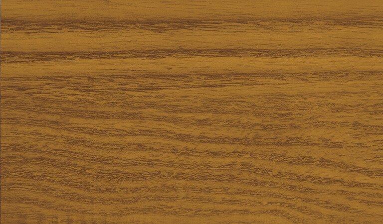 Timberlane golden oak faux stain option for standard garage doors