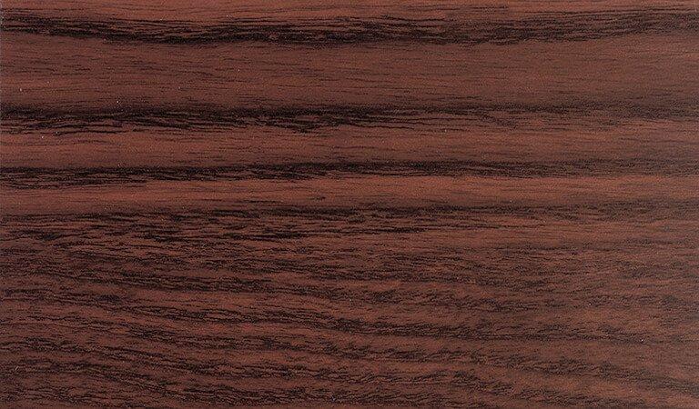 Timberlane mahogany wood stain option for standard garage doors